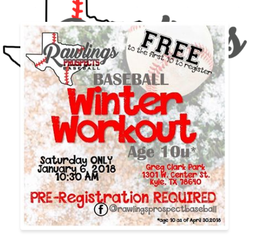 ee competitive baseball skills workout on January 6, 2018