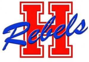 Hays Rebel Logo H Version