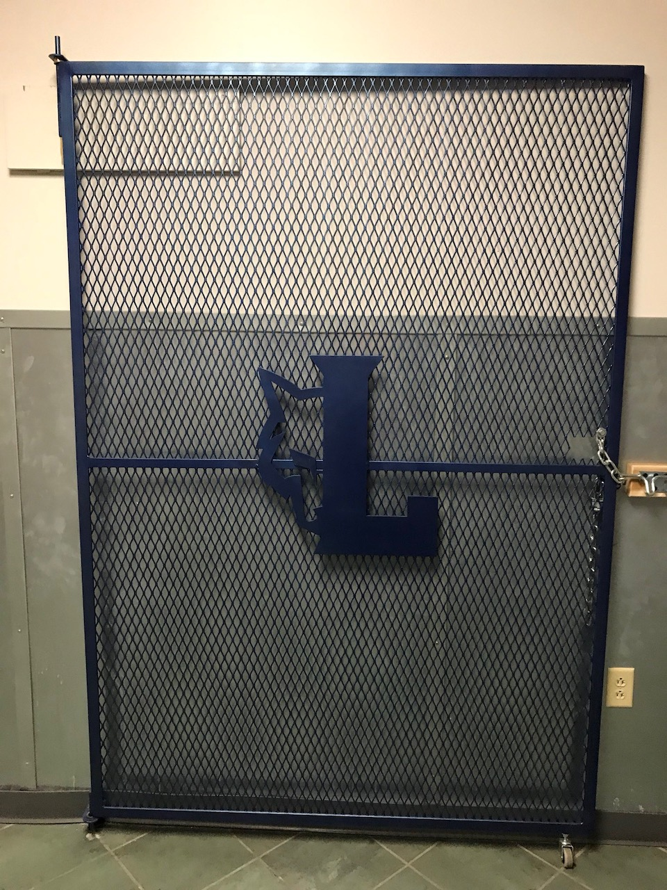 Lehman High Iron Gate